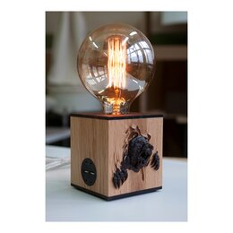Ночники и декоративные светильники - Ночники деревянные, 0
