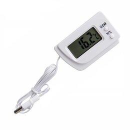 Метеостанции, термометры, барометры - Термометр цифровой с выносным датчиком (OM19), 0