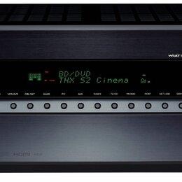 Домашние кинотеатры - Новый ресивер Onkyo TX-NR808 (Интернет-радио, USB), 0