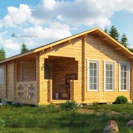 Готовые строения - Садовый домик 6х6,8 «Профессорская дача», 0