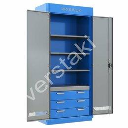 Шкафы для инструментов - Шкаф для хранения инструментов KronVuz Box 1340, 0