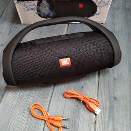 Портативная акустика - Колонка boombox, 0