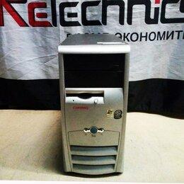 Настольные компьютеры - ПК 775 P631 4x0,5Gb DDR2 160IDE 945 365W mATX blac, 0