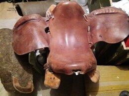 Товары для сельскохозяйственных животных - Седло для верховой езды на лошади, 0