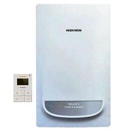 Оборудование и запчасти для котлов - Котел газовый настенный Navien Deluxe 13K Coaxial, 0