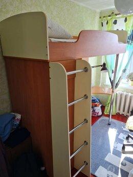 Кроватки - Кровать -чердак, 0