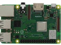 Прочие комплектующие - Микрокомпьютер Raspberry Pi 3 Model B+, 0