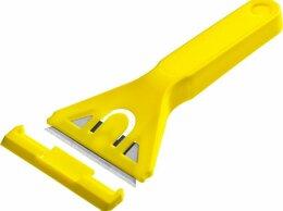 Наборы инструментов и оснастки - Скребок пластмассовый, тип лезвия А24, 60мм, 0