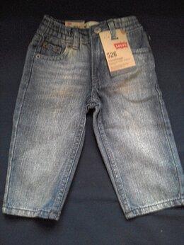 Джинсы - Новые с биркой детские джинсы Levi's на 12 месяцев, 0