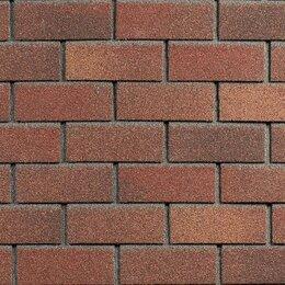 Фасадные панели - Фасадная плитка HAUBERK, Терракотовый кирпич, 0
