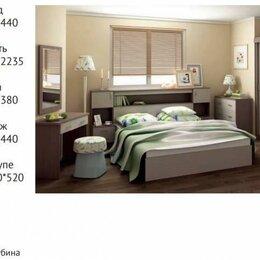 Кровати - Спальный гарнитур оптом: комод, кровать, тумба, трельяж, шкаф-купе и фурнитура, 0