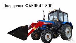 Спецтехника и навесное оборудование - Погрузчик ПКУ-800 на мтз, т-40, юмз, 0