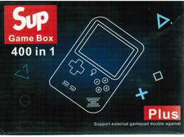 Ретро консоли - Игровая приставка с экраном sup 400 игр в 1, 0