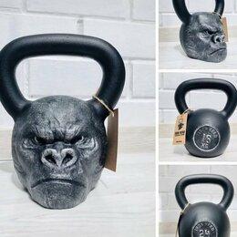 Гири - Гиря Горилла 🦍 16 кг., 0