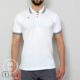Футболки и майки - Белая футболка W3375 WHITE, 0