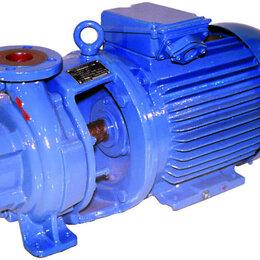 Промышленные насосы и фильтры - Насос моноблочный КМ 80-65-160 с эл.дв 7,5*3000, 0