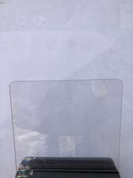 Поликарбонат - Монолитный поликарбонат Borrex 1,5 мм прозрачный, 0