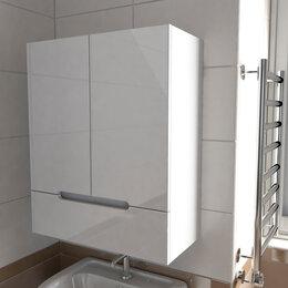 Шкафы, стенки, гарнитуры - Настенный шкаф в ванную Emmy Вита 60, 0