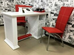 Мебель для салонов красоты - маникюрный стол с вытяжкой, 0