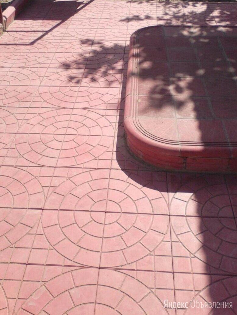 Тротуарная плитка, брусчатка, бордюры  по цене 100₽ - Тротуарная плитка, бордюр, фото 0