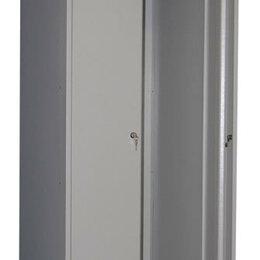Мебель для учреждений - Металлический шкаф для одежды ШРК-22/600, 0