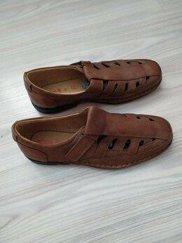 Сандалии - Мужские сандалии, 0