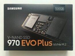 Внутренние жесткие диски - SSD Samsung 970 EVO Plus 500, 0