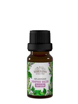 Ароматерапия - SIBERINA Эфирное масло пачули, 0