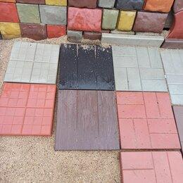 Тротуарная плитка, бордюр - Тротуарная плитка кремнегранит, 0