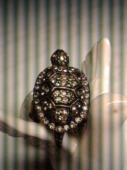 Кольца и перстни - Кольцо элитная итальянская бижутерия, 0