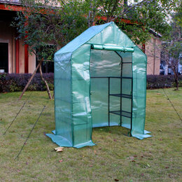 Теплицы и каркасы - Теплица 75х145х200 см, 0