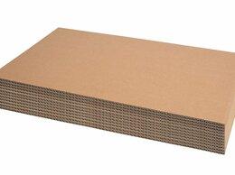 Упаковочные материалы - гофрокартон, 0