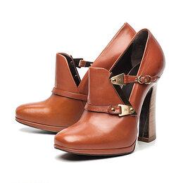 Ботильоны - Ботильоны кожаные Fabi серия Couture, 40, 0