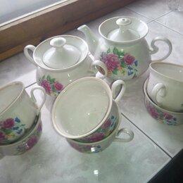 Сервизы и наборы - Сервиз чайный 1960х, 0