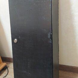 Сейфы - Сейф шкаф 80 х 30 х 15, 0