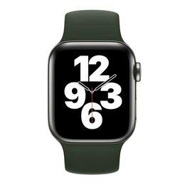 Аксессуары для умных часов и браслетов - Монобраслет для Apple watch 44mm Cyprus Green…, 0