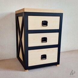 Тумбы - Мебель/Тумба ручной работы в стиле лофт, 0
