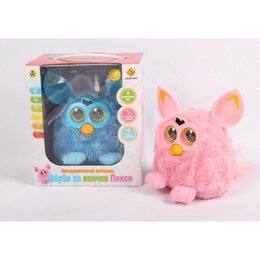 Мягкие игрушки - Ферби - Пикси, 0