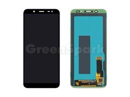 Дисплеи и тачскрины - Дисплей для Samsung J600F Galaxy J6 (2018) +…, 0