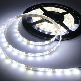 Интерьерная подсветка - Светодиодная лента SMD 2835 4.8W IP20 Ассортимент, 0
