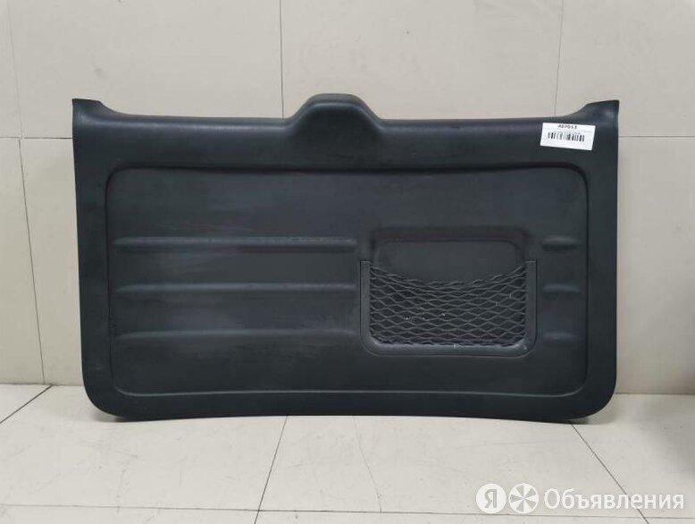 Обшивка двери багажника Toyota Rav 4 A20 2000-2005 по цене 1500₽ - Интерьер , фото 0