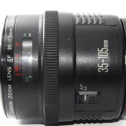 Объективы - Canon Canon Ef 35-105 мм EF 35-135 мм объективы, 0