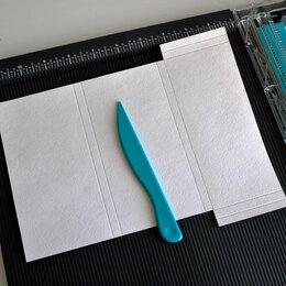 Скрапбукинг - Доска для бигования бумаги, 0