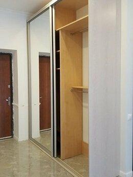 Шкафы, стенки, гарнитуры - Шкаф купе зеркальный в прихожую, 0
