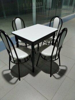 Столы и столики - Стол и 4 стула, 0