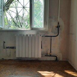 Архитектура, строительство и ремонт - Замена радиаторов отопления на газосварке., 0