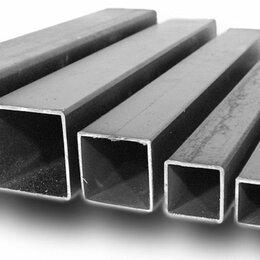 Дымоходы - Труба профильная 80х40х3,0 мм, 0