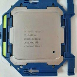 Процессоры (CPU) - Процессор Intel Xeon E5-2699v4 Broadwell-EP 22-core , 0