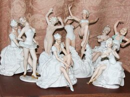 Статуэтки и фигурки - Статуэтки Купальщицы, Балерины Танцовщицы Германия, 0