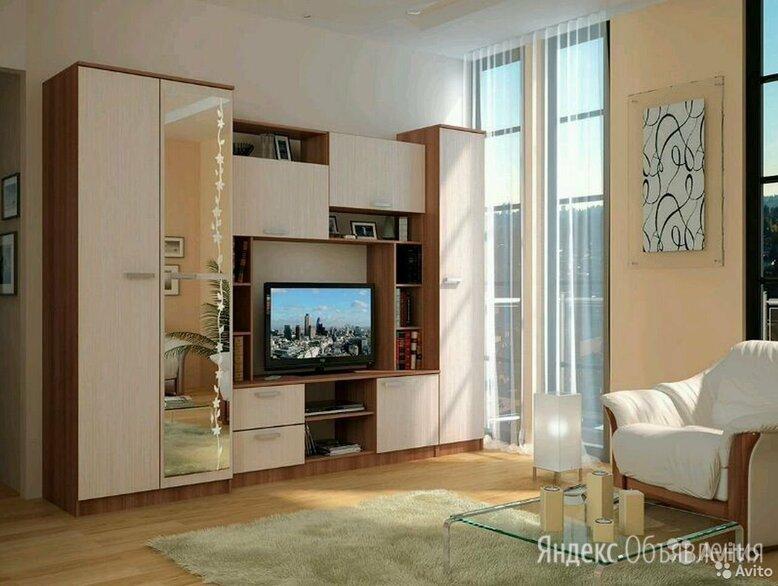 Гостиная Флора по цене 14400₽ - Шкафы, стенки, гарнитуры, фото 0